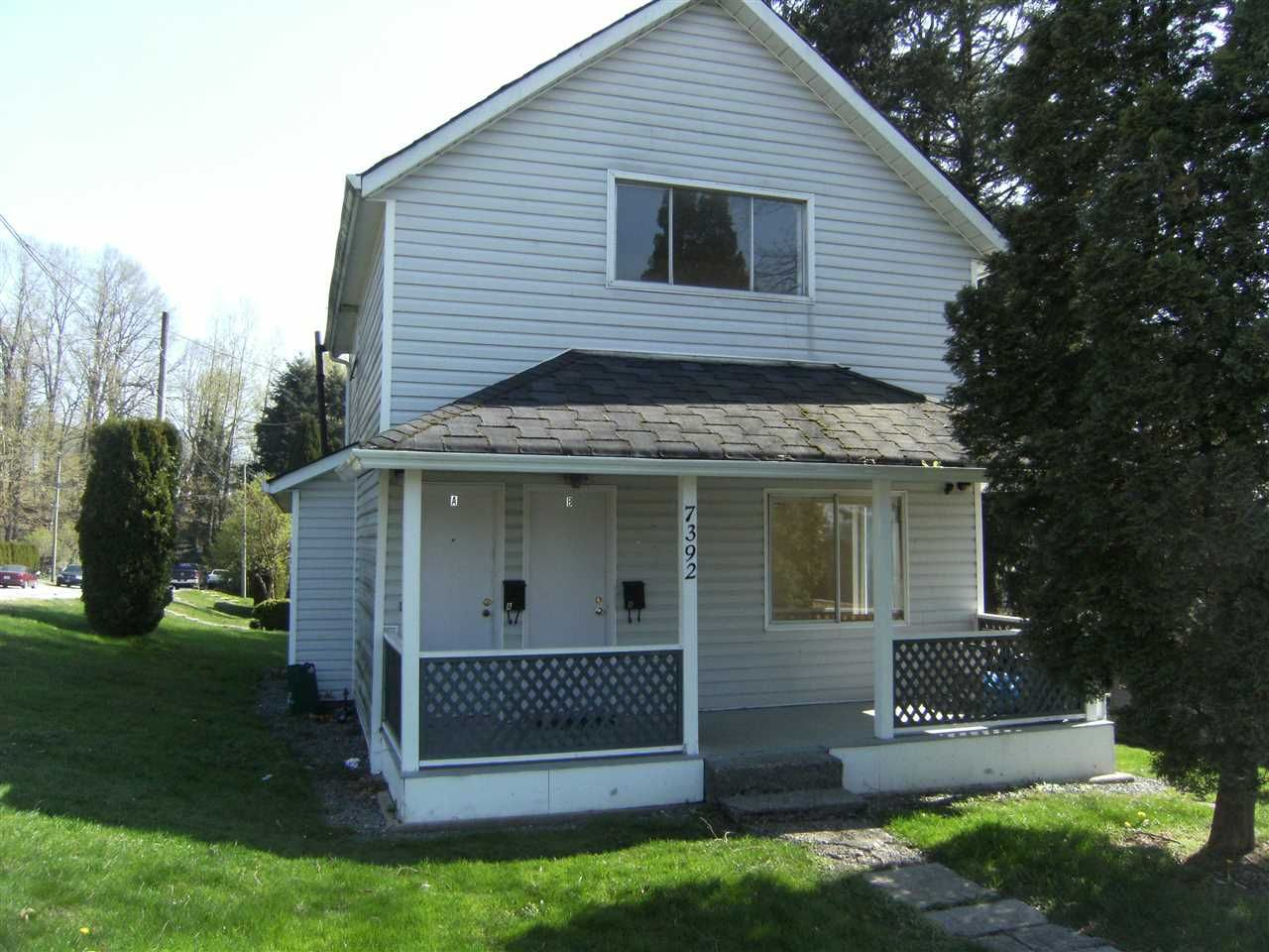 Main Photo: 7392 JAMES Street in Mission: Mission BC House for sale : MLS®# R2054731