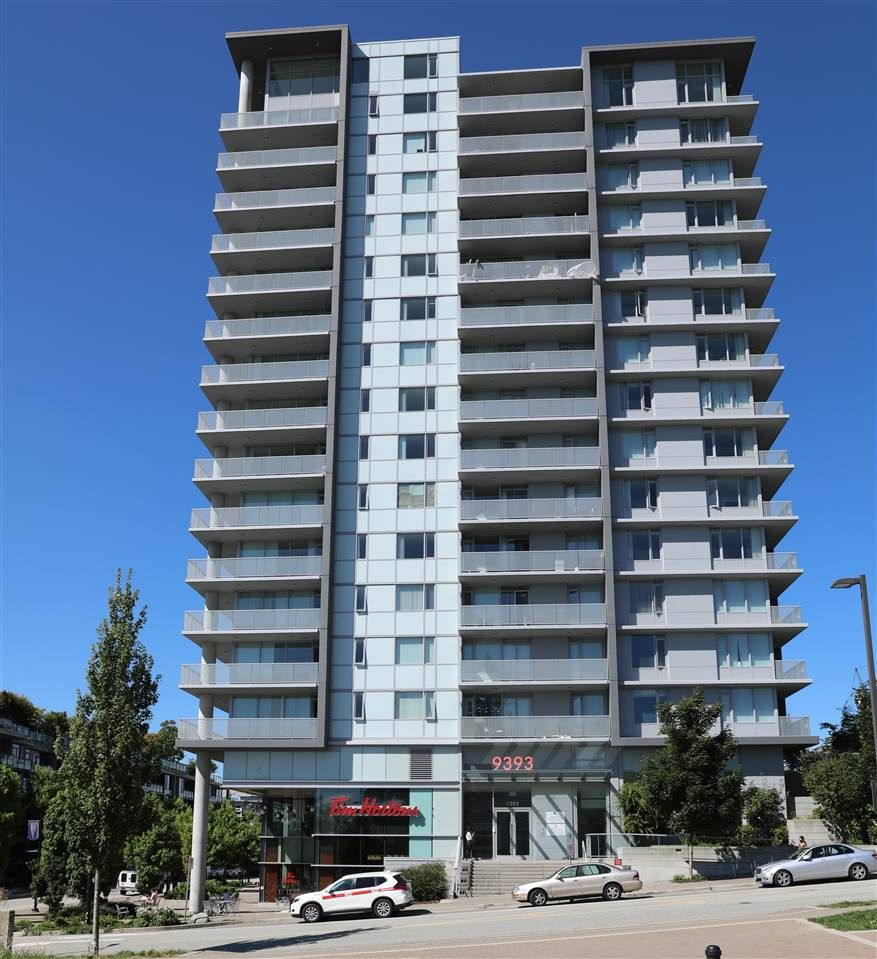 """Main Photo: 303 9393 TOWER Road in Burnaby: Simon Fraser Univer. Condo for sale in """"CENTRE BLOCK"""" (Burnaby North)  : MLS®# R2494638"""