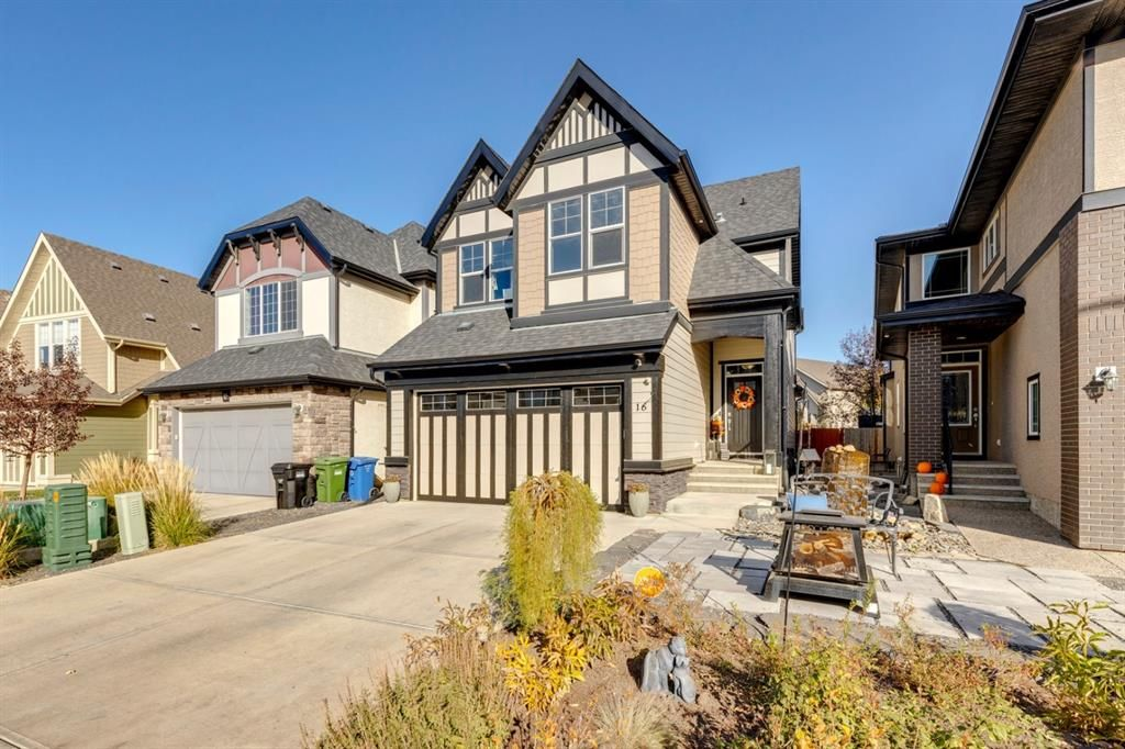 Main Photo: 16 Marquis Grove SE in Calgary: Mahogany Detached for sale : MLS®# A1152905