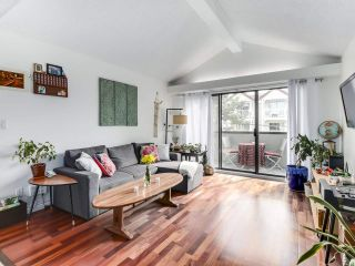 "Photo 1: 303 725 COMMERCIAL Drive in Vancouver: Hastings Condo for sale in ""Place Devito"" (Vancouver East)  : MLS®# R2509088"
