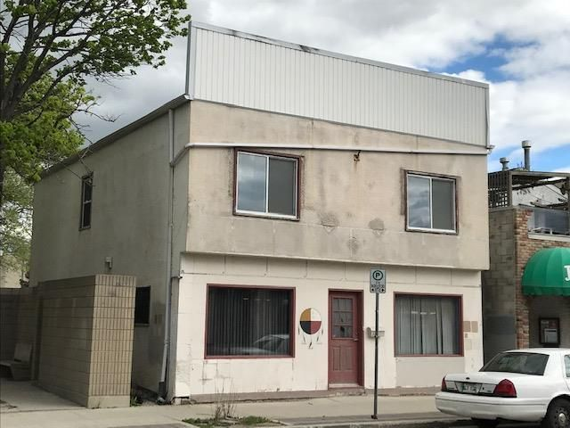 Main Photo: 107 Marion Street in Winnipeg: Industrial / Commercial / Investment for sale (2A)  : MLS®# 202112628