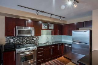"""Photo 7: 407 122 E 3RD Street in North Vancouver: Lower Lonsdale Condo for sale in """"SAUSALITO"""" : MLS®# R2034423"""