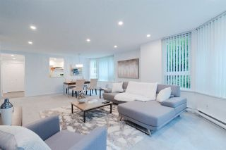 """Photo 1: 101 6152 KATHLEEN Avenue in Burnaby: Metrotown Condo for sale in """"THE EMBASSY"""" (Burnaby South)  : MLS®# R2308407"""