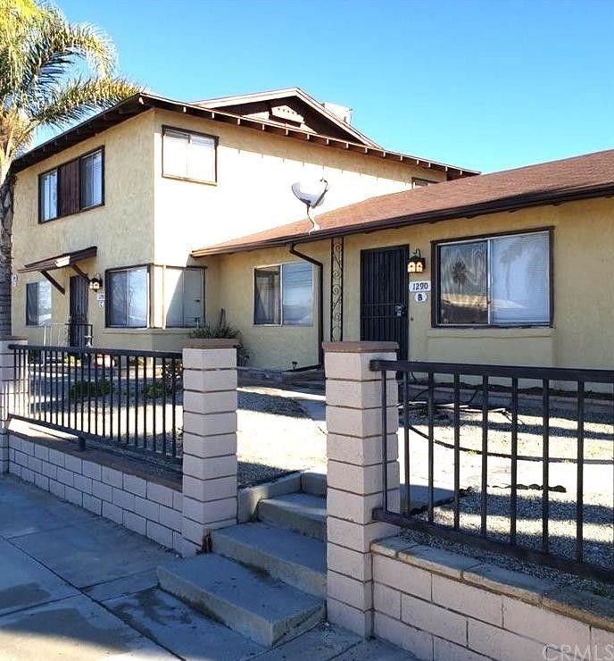 Main Photo: 1290 Rosalia Avenue in Hemet: Residential Income for sale (SRCAR - Southwest Riverside County)  : MLS®# DW21206995