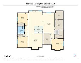 Photo 48: 690 TODD Landing in Edmonton: Zone 14 House for sale : MLS®# E4259508
