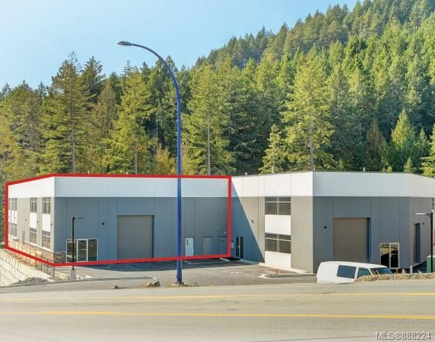 Main Photo: 103 4382 West Shore Pkwy in Langford: La Luxton Industrial for sale : MLS®# 888224