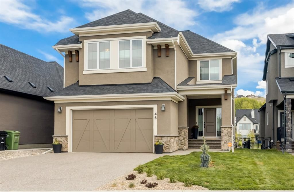 Main Photo: 46 Cranbrook Rise SE in Calgary: Cranston Detached for sale : MLS®# A1113312