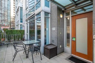 "Photo 2: TH9 1233 W CORDOVA Street in Vancouver: Coal Harbour Townhouse for sale in ""Carina Coal Harbor"" (Vancouver West)  : MLS®# R2526216"