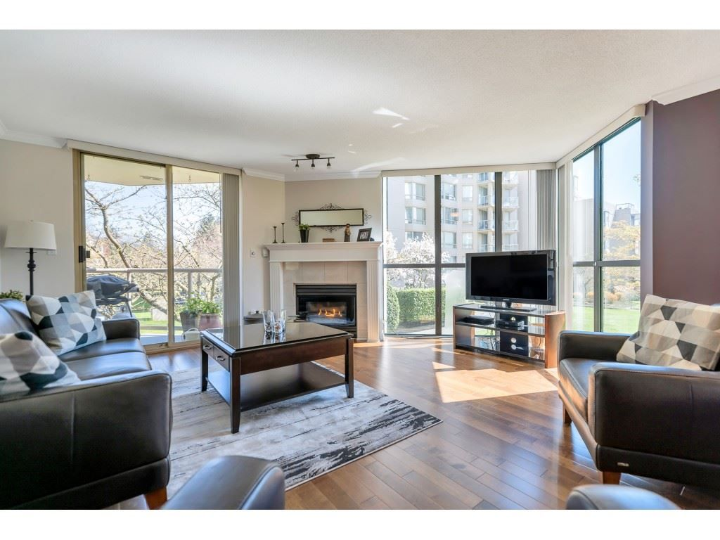 """Main Photo: 202 1189 EASTWOOD Street in Coquitlam: North Coquitlam Condo for sale in """"THE CARTIER"""" : MLS®# R2565542"""