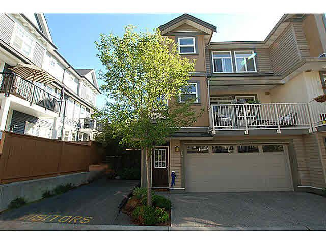 Main Photo: 12 5623 TESKEY WAY in : Promontory Townhouse for sale : MLS®# H2153239