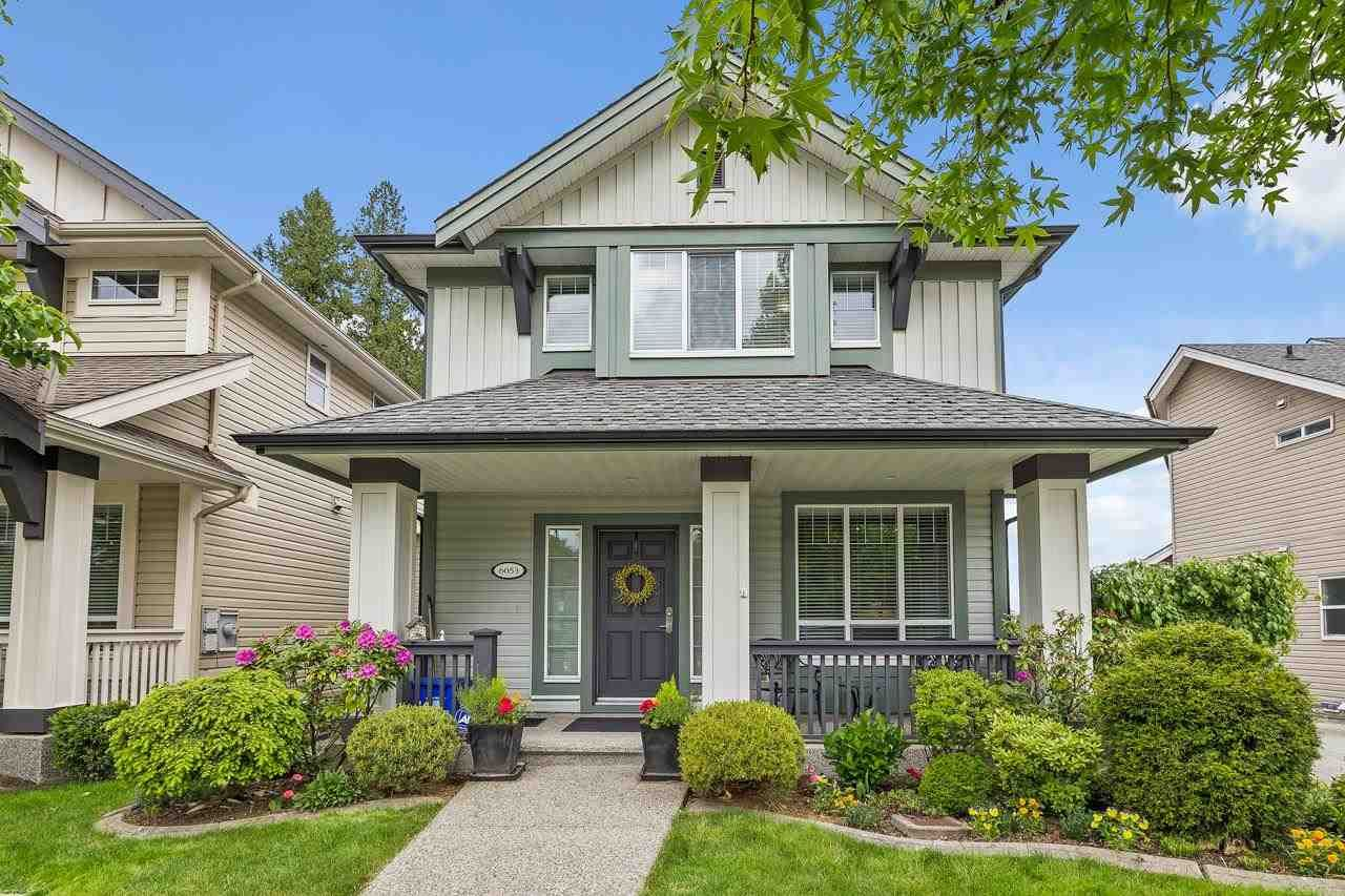 """Main Photo: 6053 164 Street in Surrey: Cloverdale BC House for sale in """"FOXRIDGE"""" (Cloverdale)  : MLS®# R2587319"""