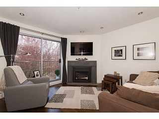 "Photo 3: 418 1820 W 3RD Avenue in Vancouver: Kitsilano Condo for sale in ""Monterey"" (Vancouver West)  : MLS®# V1057027"