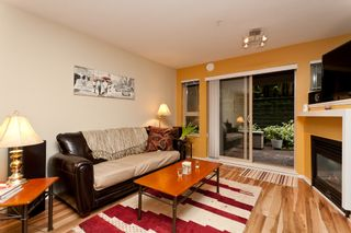 """Photo 2: 313 9319 UNIVERSITY Crescent in Burnaby: Simon Fraser Univer. Condo for sale in """"HARMONY AT THE HIGHLAND"""" (Burnaby North)  : MLS®# V924825"""