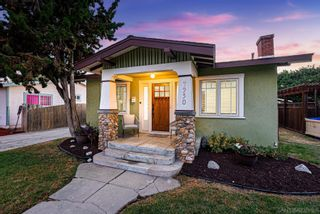 Photo 2: NORMAL HEIGHTS Property for sale: 4950-52 Hawley Blvd in San Diego