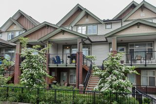 """Photo 1: 204 6706 192 Diversion in Surrey: Clayton Townhouse for sale in """"One92"""" (Cloverdale)  : MLS®# R2070967"""