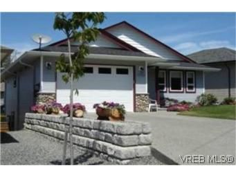 Main Photo: 6726 Charlene Pl in SOOKE: Sk Broomhill House for sale (Sooke)  : MLS®# 477577