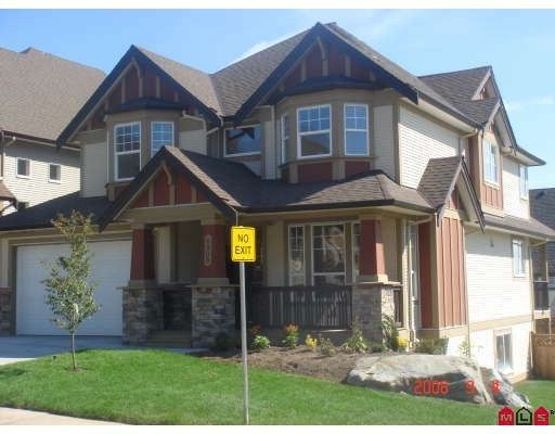 """Main Photo: 6908 197A Street in Langley: Willoughby Heights House for sale in """"Canterbury Ridge"""" : MLS®# F2902206"""