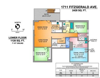 Photo 28: 1711 Fitzgerald Ave in : CV Courtenay City House for sale (Comox Valley)  : MLS®# 873298