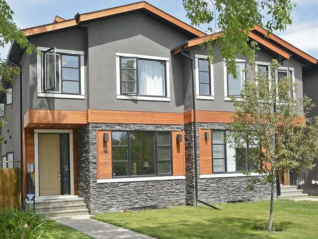 Main Photo: 442 23 Avenue NE in CALGARY: Winston Heights_Mountview Residential Attached for sale (Calgary)  : MLS®# C3623361