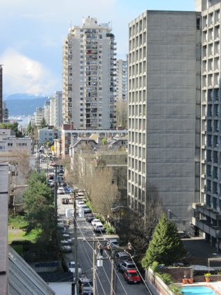 Photo 24: 615 950 Drake Street in Vancouver: Downtown VW Condo for sale (Vancouver West)
