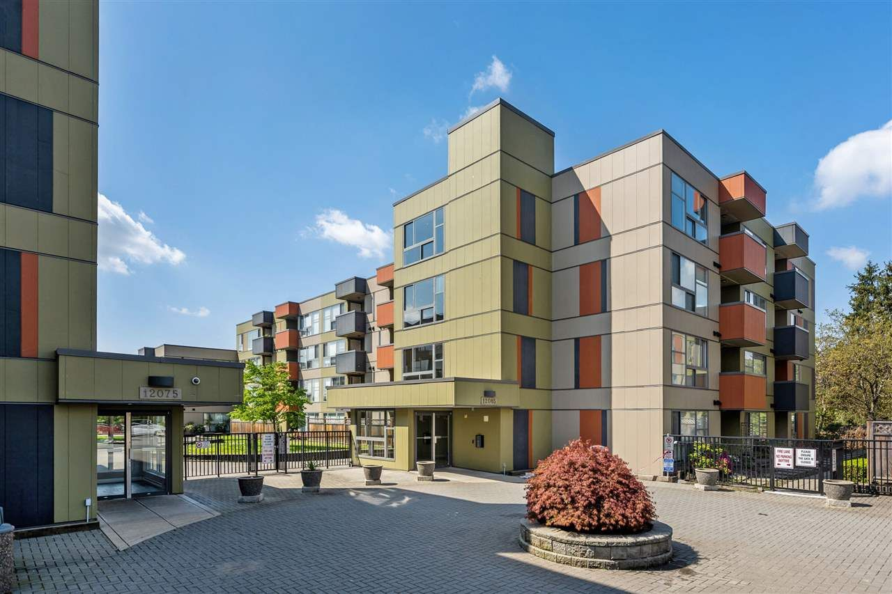 Main Photo: 318 12085 228 Street in Maple Ridge: East Central Condo for sale : MLS®# R2442173