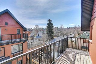 Photo 39: 202 1818 14A Street SW in Calgary: Bankview Row/Townhouse for sale : MLS®# A1100804