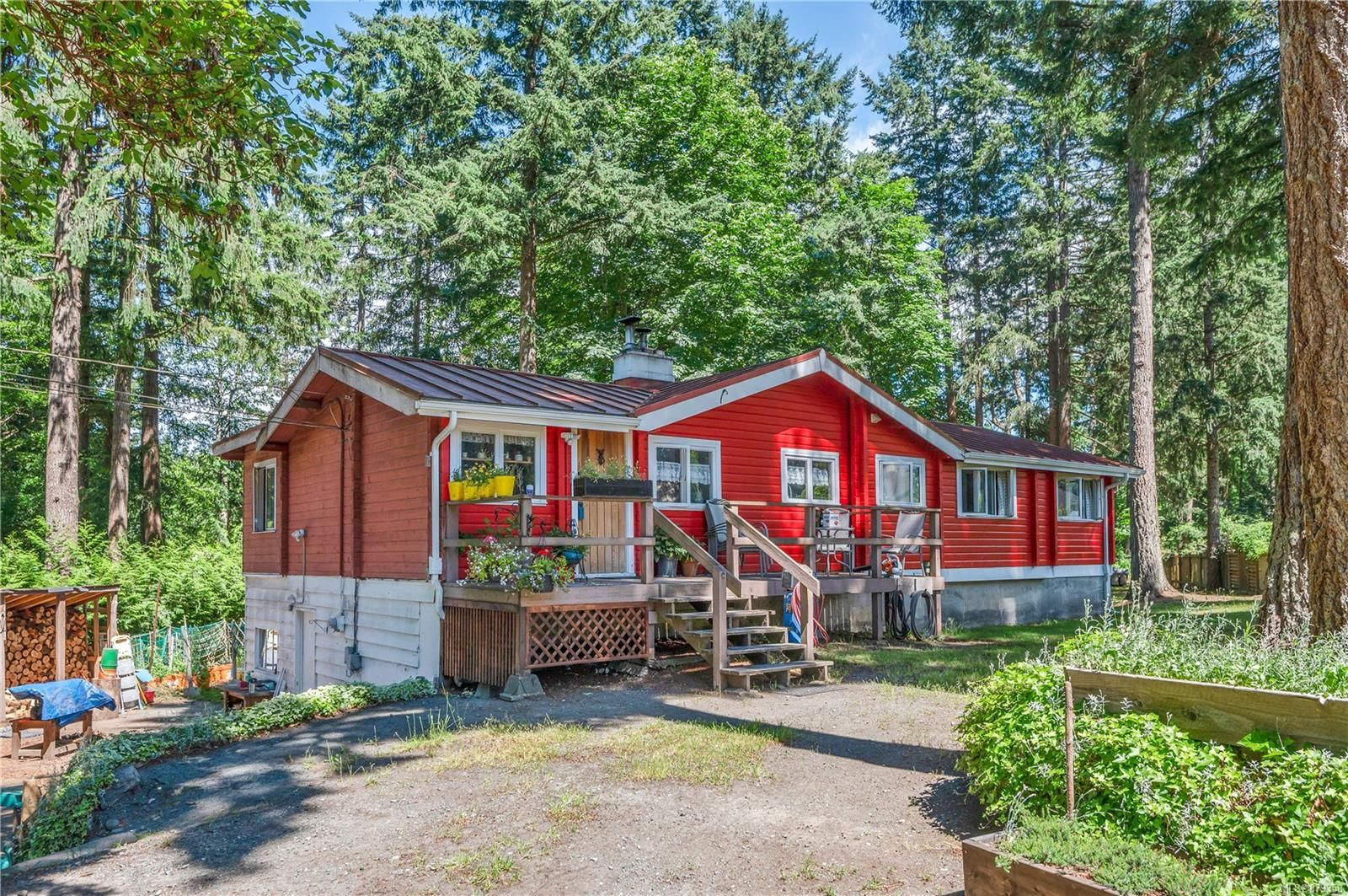 Main Photo: 4498 Colwin Rd in : CR Campbell River South House for sale (Campbell River)  : MLS®# 879358