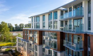 """Photo 1: 704 3198 RIVERWALK Avenue in Vancouver: South Marine Condo for sale in """"Currents at Water's Edge"""" (Vancouver East)  : MLS®# R2623750"""