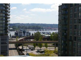 """Photo 2: 908 838 AGNES Street in New Westminster: Downtown NW Condo for sale in """"WESTMINSTER TOWER"""" : MLS®# V830069"""