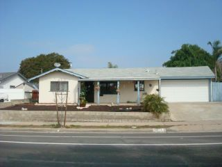 Photo 1: SANTEE House for sale : 3 bedrooms : 9424 Mast Boulevard