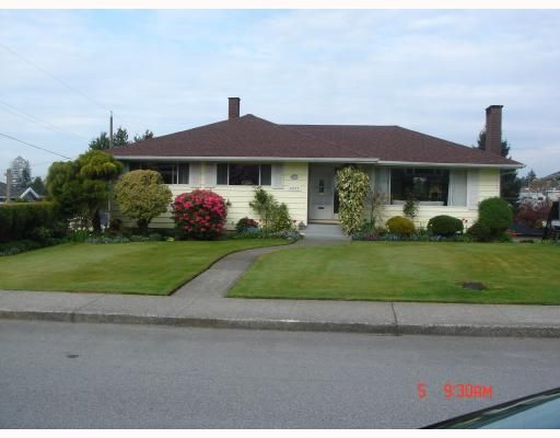 Main Photo: 4605 FAIRLAWN Drive in Burnaby: Brentwood Park House for sale (Burnaby North)  : MLS®# V721457