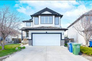 Photo 1: 80 Bow Ridge Crescent: Cochrane Detached for sale : MLS®# A1108297