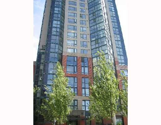 "Main Photo: 2005 289 DRAKE Street in Vancouver: Downtown VW Condo for sale in ""PARKVIEW TOWER"" (Vancouver West)  : MLS®# V661632"