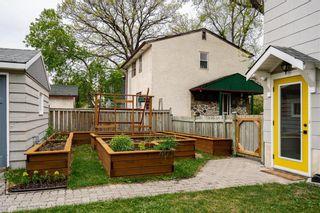 Photo 32: 530 Oakenwald Avenue in Winnipeg: Wildwood Residential for sale (1J)  : MLS®# 202112079