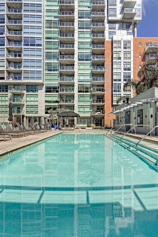 Photo 22: DOWNTOWN Condo for rent : 1 bedrooms : 800 The Mark Ln #1504 in San Diego