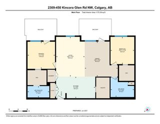 Photo 29: 2309 450 Kincora Glen Road NW in Calgary: Kincora Apartment for sale : MLS®# A1119663