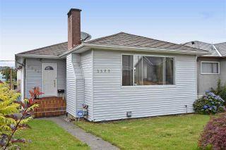 Photo 1: 3323 NAPIER Street in Vancouver: Renfrew VE House for sale (Vancouver East)  : MLS®# R2109951