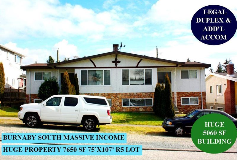 FEATURED LISTING: 7642 JOFFRE Avenue Burnaby