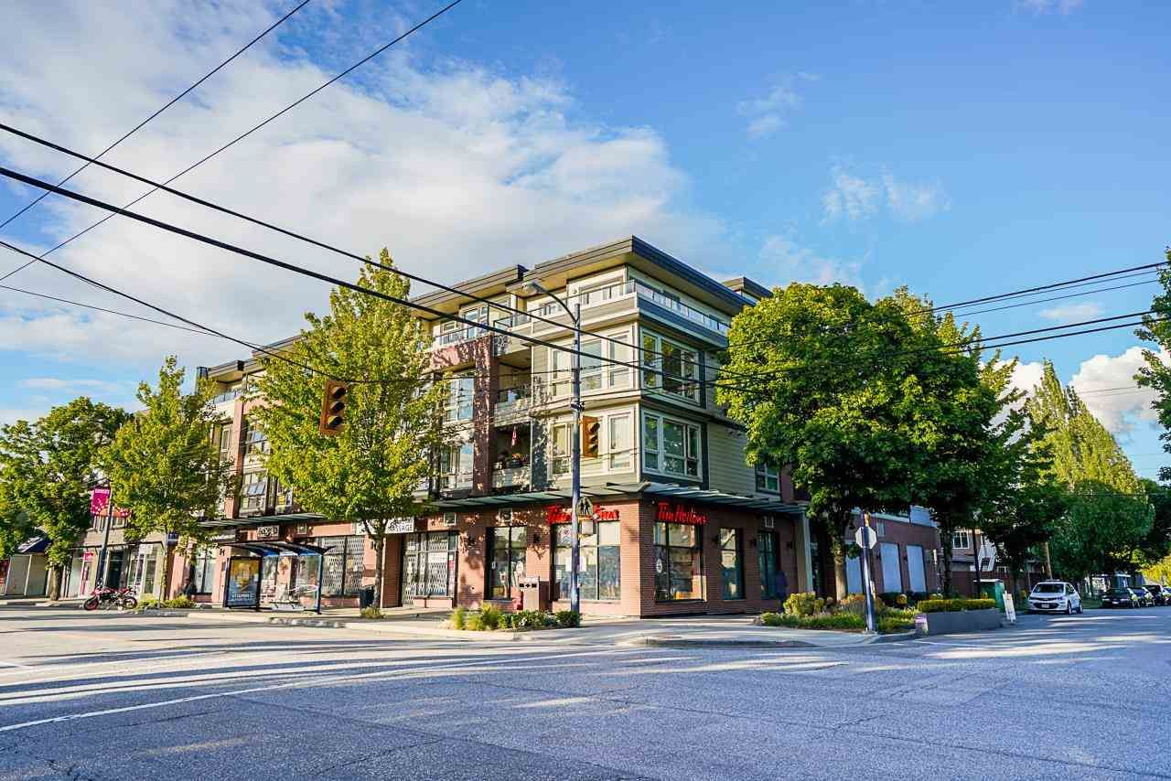 """Main Photo: 302 707 E 43RD Avenue in Vancouver: Fraser VE Condo for sale in """"JADE"""" (Vancouver East)  : MLS®# R2590818"""