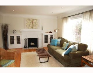 """Photo 2: 3267 W 21ST Avenue in Vancouver: Dunbar House for sale in """"DUNBAR"""" (Vancouver West)  : MLS®# V758868"""