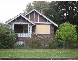 Photo 1: 3070 ST CATHERINES Street in Vancouver: Mount Pleasant VE House for sale (Vancouver East)  : MLS®# V738427