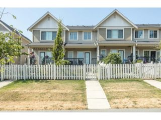 """Photo 1: 46 19097 64 Avenue in Surrey: Cloverdale BC Townhouse for sale in """"The Heights"""" (Cloverdale)  : MLS®# R2601092"""
