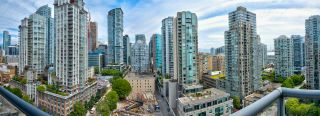 """Photo 7: 1803 928 RICHARDS Street in Vancouver: Yaletown Condo for sale in """"The Savoy"""" (Vancouver West)  : MLS®# R2591014"""