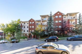 Photo 1: 103 417 3 Avenue NE in Calgary: Crescent Heights Apartment for sale : MLS®# A1039226