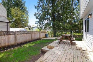"""Photo 18: 2 2986 COAST MERIDIAN Road in Port Coquitlam: Birchland Manor Townhouse for sale in """"MERIDIAN GARDENS"""" : MLS®# R2171375"""