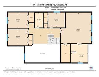 Photo 37: 147 Taracove Landing NE in Calgary: Taradale Detached for sale : MLS®# A1144169