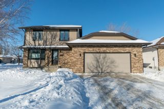 Photo 1: 85 Woodington Bay | Linden Woods Winnipeg