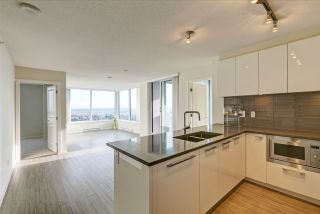 "Photo 2: 3002 6658 DOW Avenue in Burnaby: Metrotown Condo for sale in ""Moda by Polygon"" (Burnaby South)  : MLS®# R2418659"