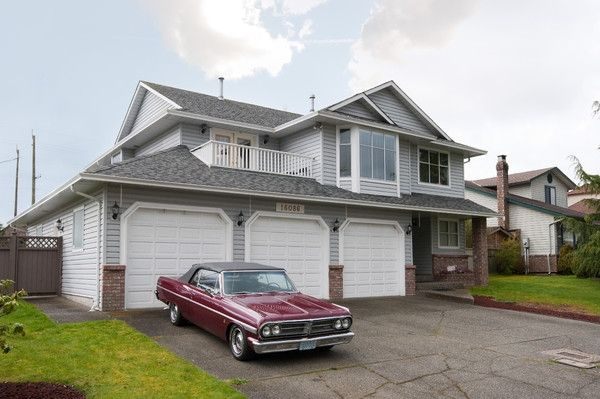 Main Photo: 16086 95A Avenue in Surrey: Fleetwood Tynehead House for sale : MLS®# F1009636