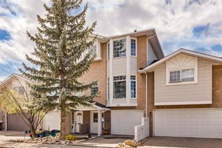 Photo 41: 415 20 Street NW in Calgary: Hillhurst Row/Townhouse for sale : MLS®# A1106275